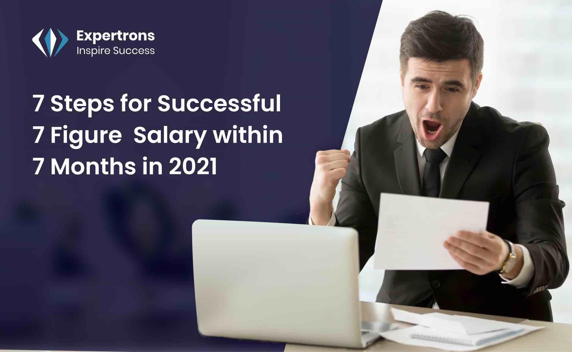 successful career, success and failure, success in life, way to success, 7 figure salary