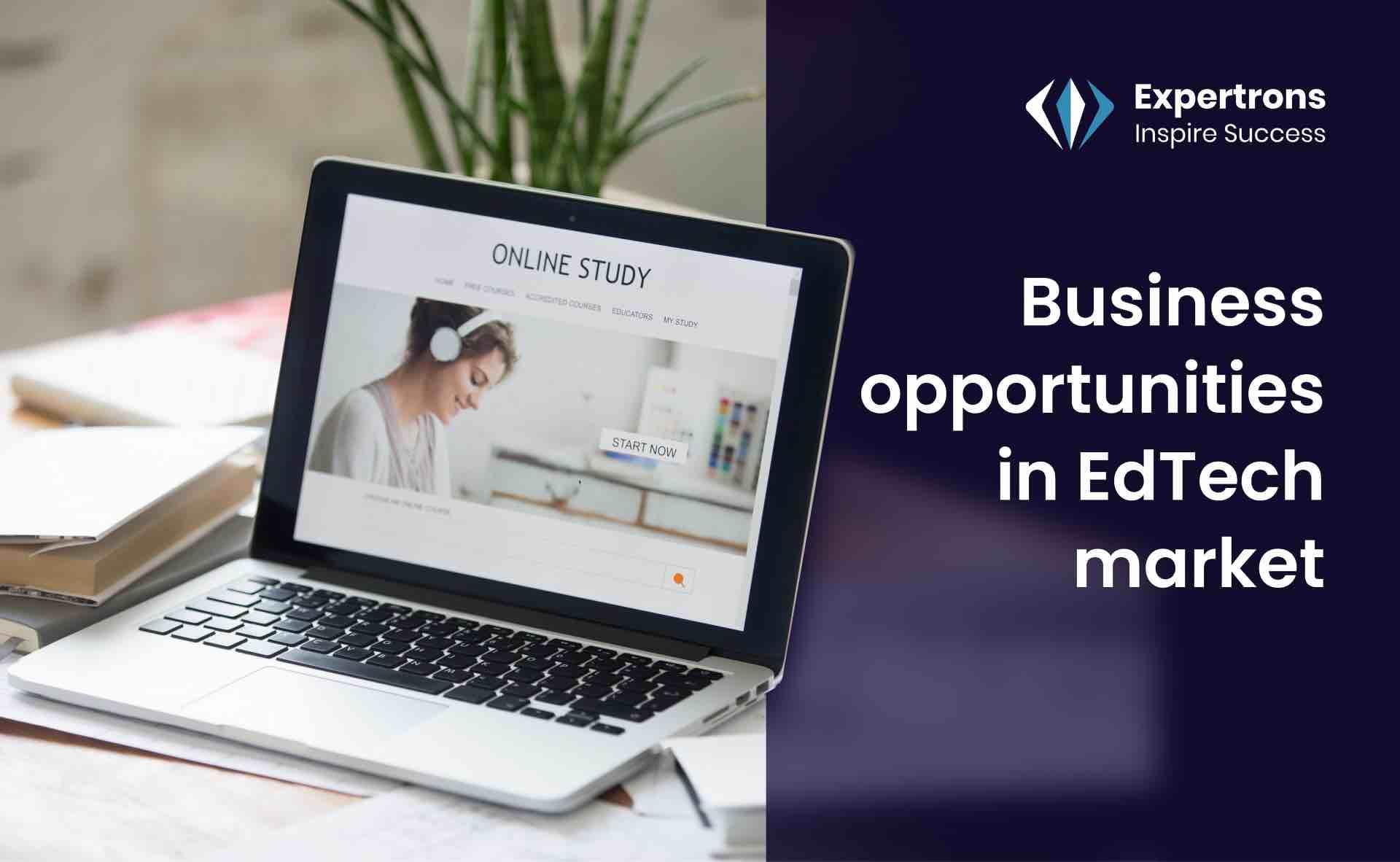 Business opportunity, EdTech, EdTech market, Videobot, AI videobot, career guidance, business opportunity, edtech industry