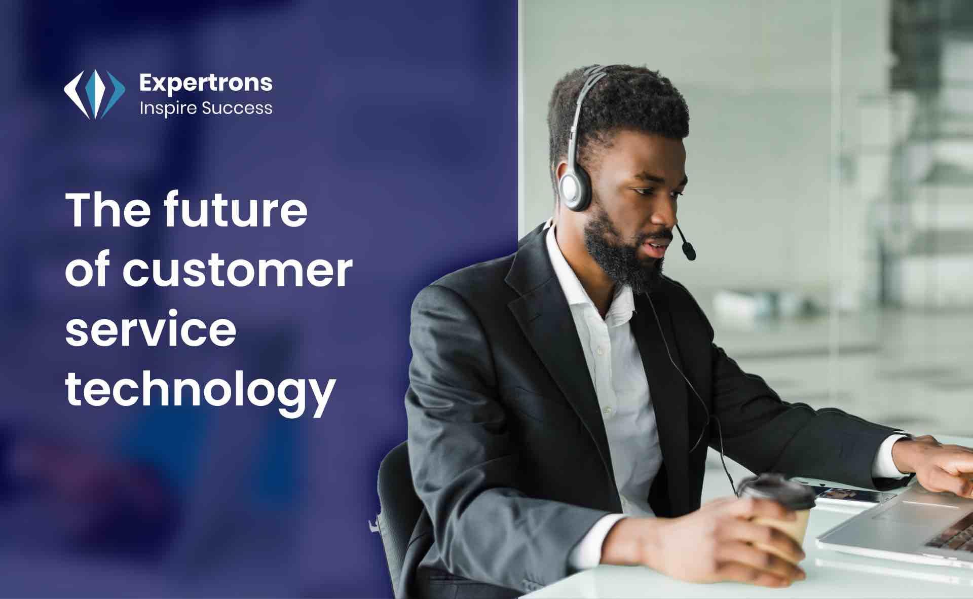 customer service technology, AI videobot technology, AI powred videobots, business communication, customer satisfaction, customer service technology