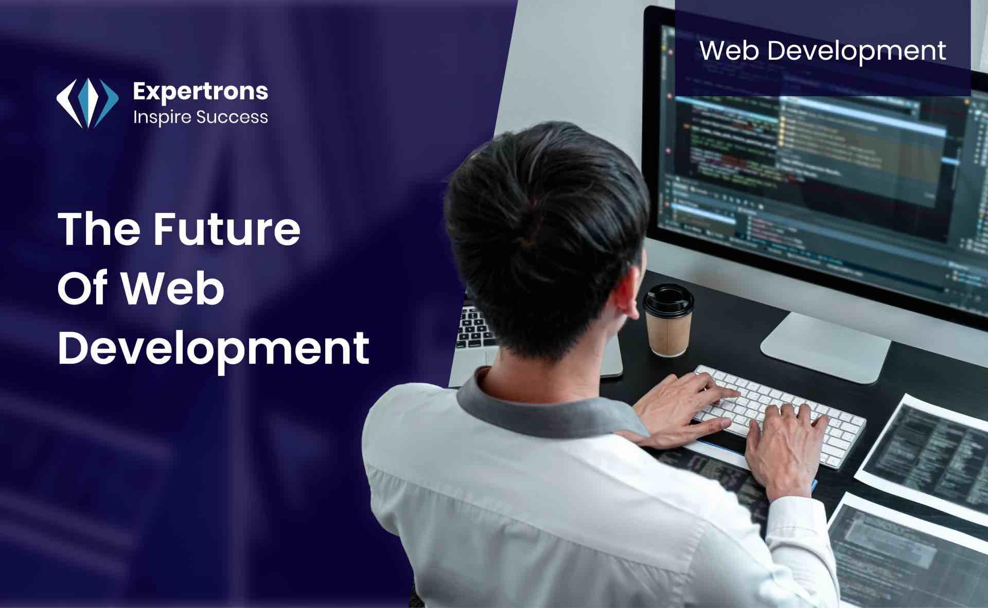 future of web development, internet of things iot