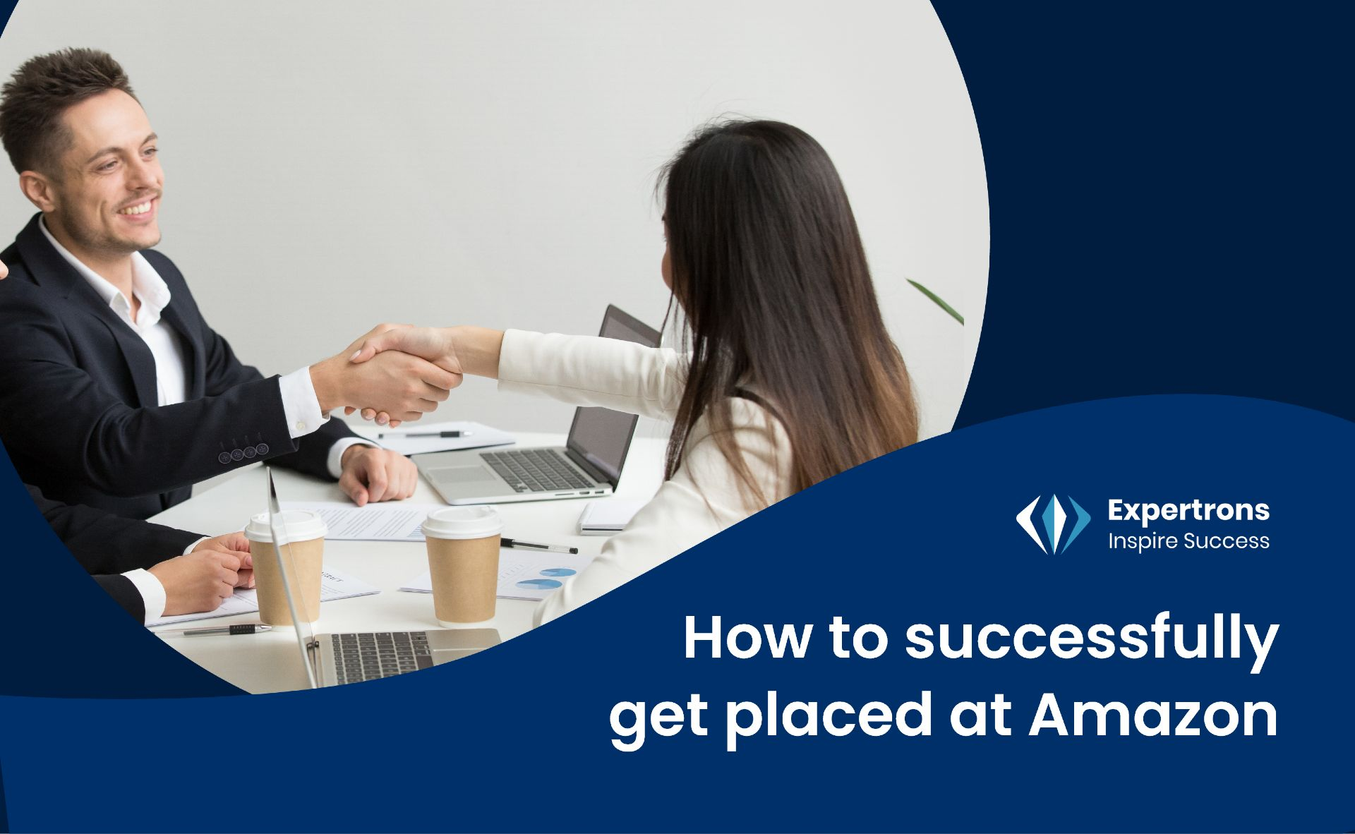 Get placd at amazon and amazon selection process