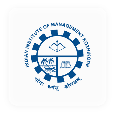Career Guidance with indian Institute of managmant kozhikode