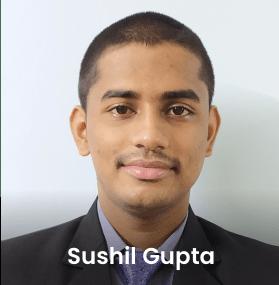 Sunil gupta - Transition | Expertrons | career guidance