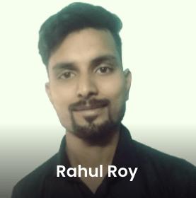 Rahul roa Expertrons Aspirants