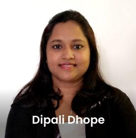 Dipali Dhope Expertrons Aspirants