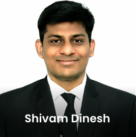 Shivan Dinesh Expertrons aspirents