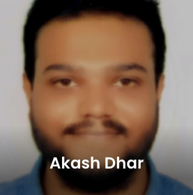 Akash Dhar Expertrons Aspirants