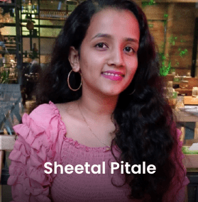 Sheetal pitale Expertrons Aspirants